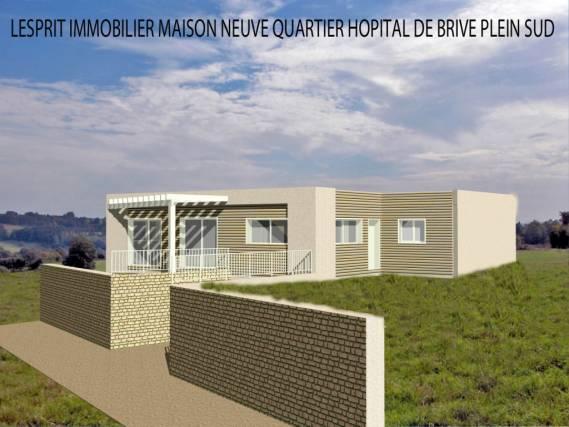 brive la gaillarde hopital et clinique vente maison 5 pi ces 110m2 218 000 r f 5447. Black Bedroom Furniture Sets. Home Design Ideas